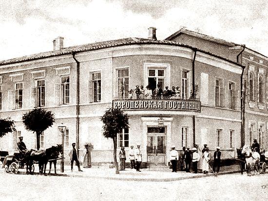 Кенгуру в миниатюре и черный флаг на рынке: каким был Симферополь в 19 столетии