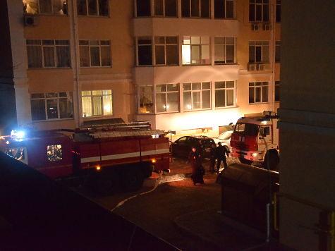 Один человек умер  в итоге  взрыва вдоме вСимферополе