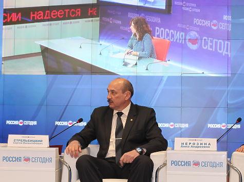 Об этом объявил министр курортов и туризма Крыма Сергей Стрельбицкий на пре