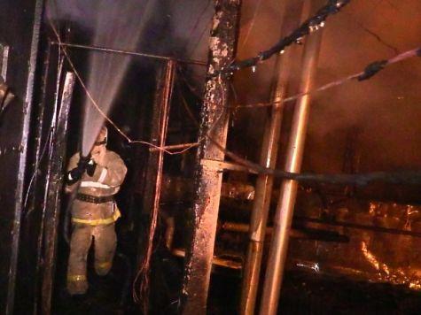 ВЯлте пожар оставил без жилья 31 человека