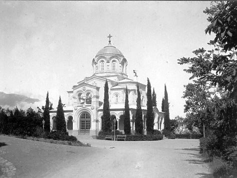 ВЛивадии заново отстроят императорскую церковь