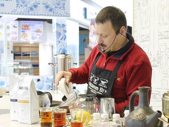 В Крыму впервые состоялся турнир мастеров чайной миксологии