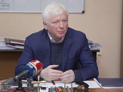 Прежнего вице-премьера Крыма подозревали вовзятке на27 млн руб.
