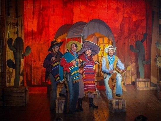 Театральная афиша Крыма с 9 по 15 марта