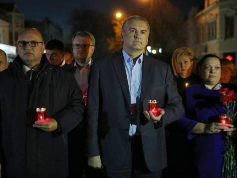 Симферополь объявит траур попогибшим при взрыве впитерской подземке