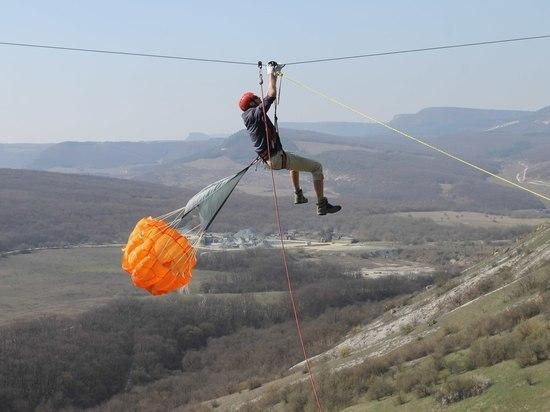Дух захватывает: в Крыму состоялись испытания сверхдлинной