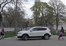 Крым и школа: родители на автомобилях подвергают опасности жизнь и здоровье школьников