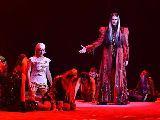 Новая трактовка «Орфея и Эвридики» на сцене крымского Музтеатра