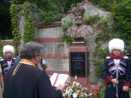В Крым вернулся Александр III