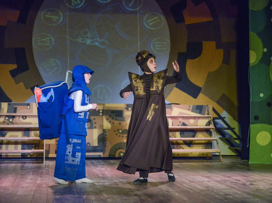 Театральная афиша Крыма с 8 по 14 июня