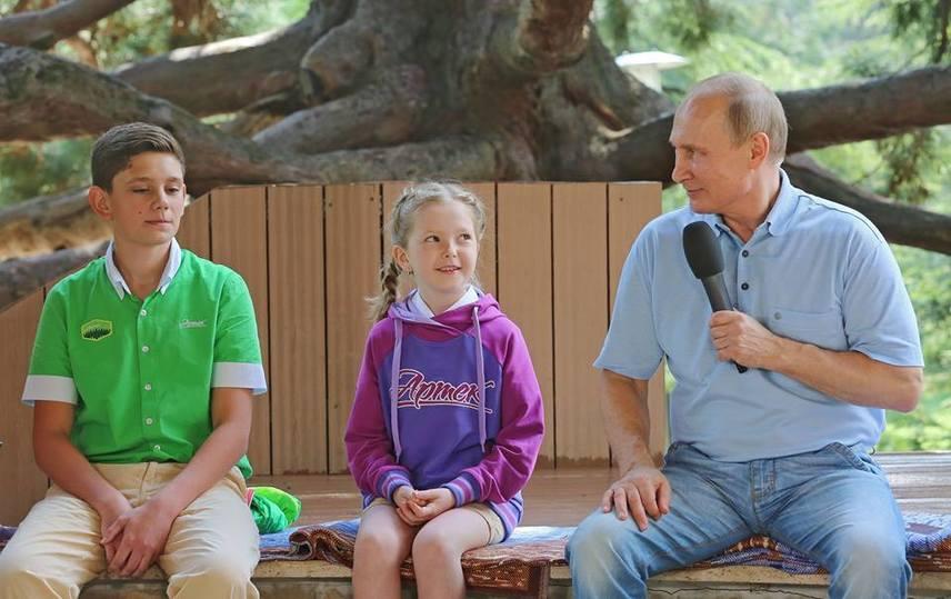 «Артек» восстановил практически все лагеря— Аксенов