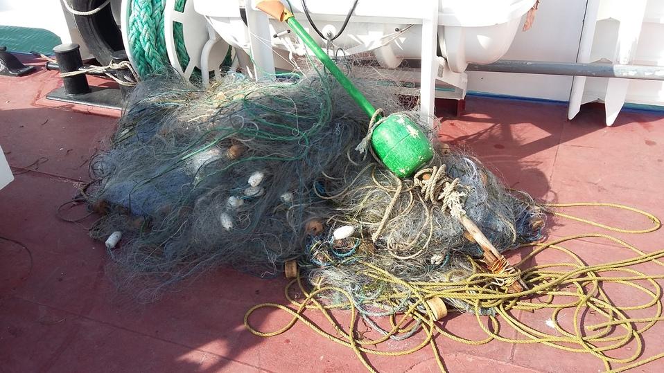 сети рыболовные керчь