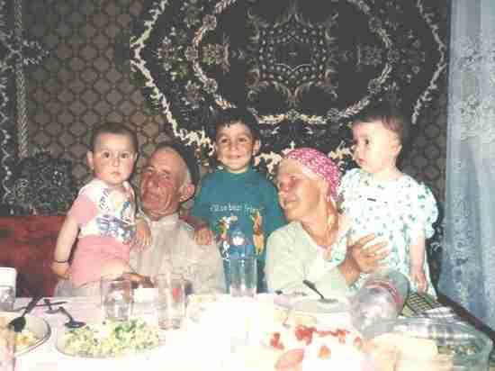 Золотая семья Симферопольского района