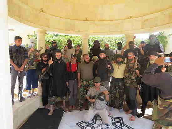 Теракты в Сирии осуществлялись руками крымских экстремистов