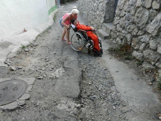 Для инвалидов Крым доступен на 30%