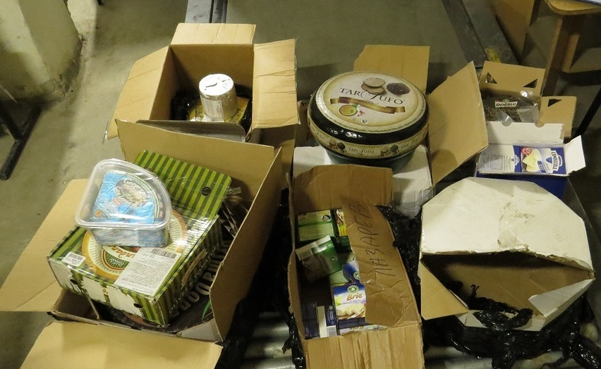 ВКрыму партиями убивают «опасные» деликатесы изЕвропы