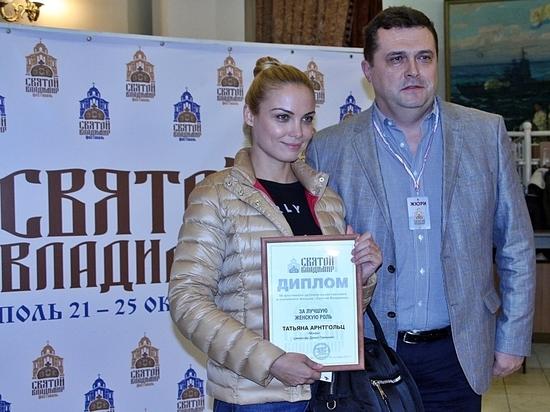 На «Святом Владимире» раздали награды кинозвездам