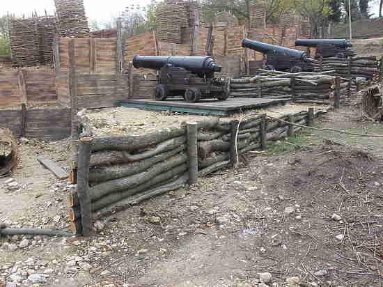 Исторический бульвар в Севастополе превращают в пустырь