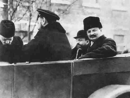 Как Троцкий продавал Крым Америке