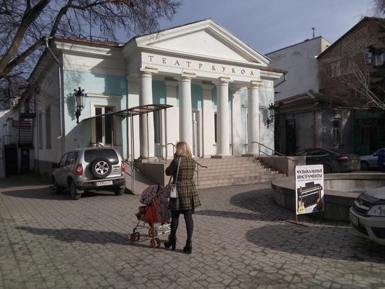 Что появится на месте снесенного кукольного театра в Симферополе