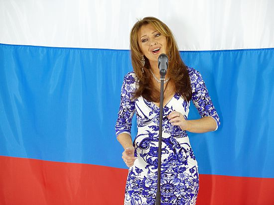Крымчанка покорила мир с гимном России (видео, фото)