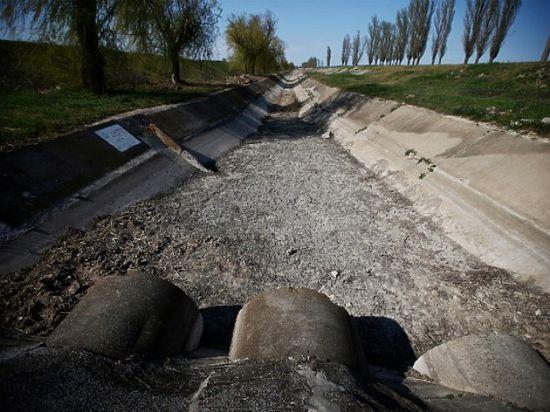 Без канала нет бокала: Крым остается водозависимым от Украины