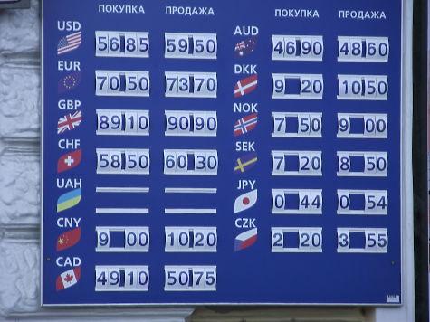 Сколько сегодня стоит доллар и евро в Симферополе фото 3