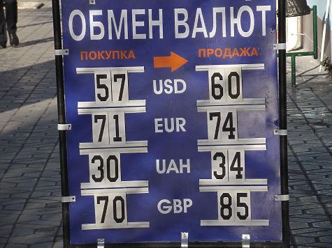 Сколько сегодня стоит доллар и евро в Симферополе фото 1